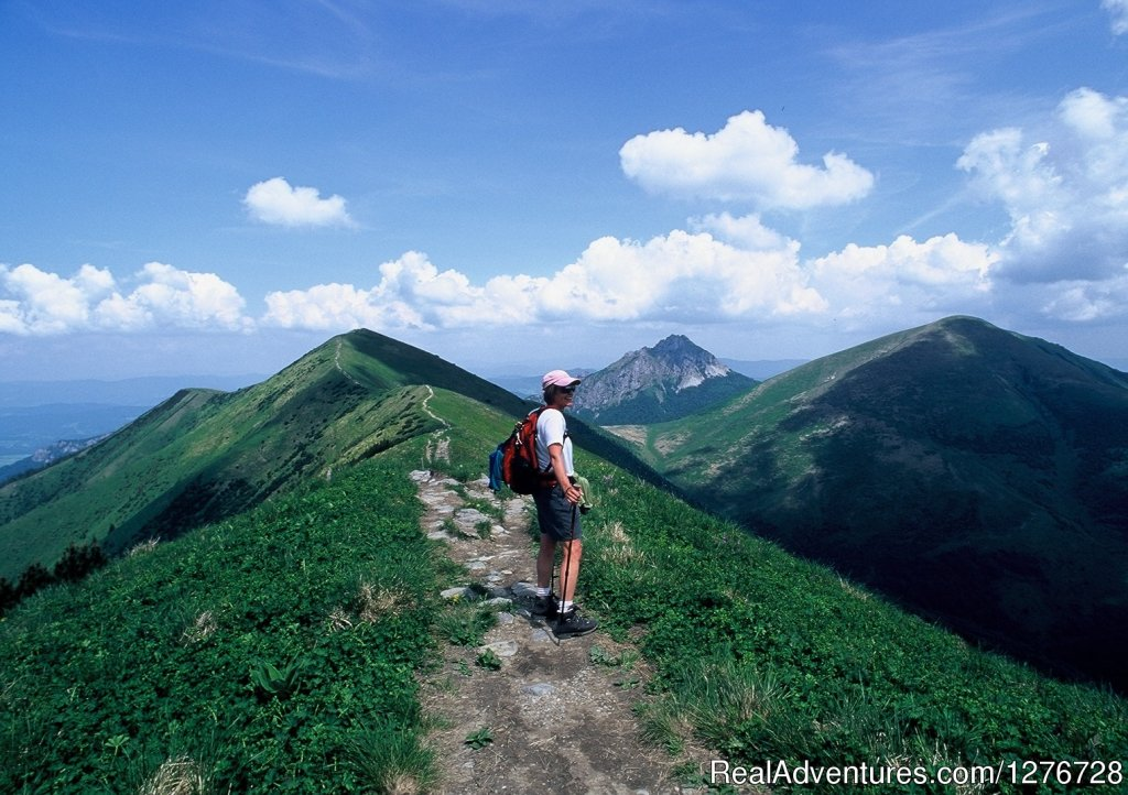 Hiking In Slovakia, Mala Fatra national park | Image #4/21 | ATYPUS ADVENTURES - european private tours