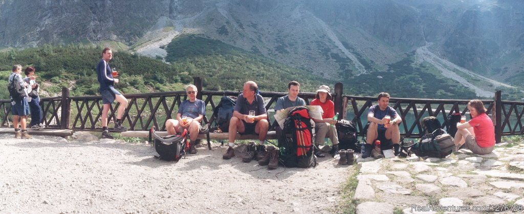 resting time near Brncalova chalet | Image #21/21 | ATYPUS ADVENTURES - european private tours