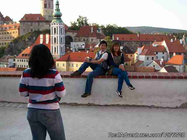 Czech/slovak  private tours: Romantic evening in Cesky Krumlov(UNESCO town)