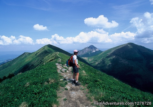 Hiking In Slovakia, Mala Fatra national park - Czech/slovak  private tours