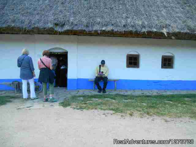 Straznice open air museum in southern Moravia - Czech/slovak  private tours