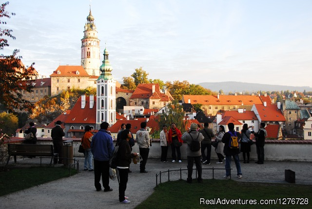 Private group in Cesky Krumlov(UNESCO medieval town) - Czech/slovak  private tours
