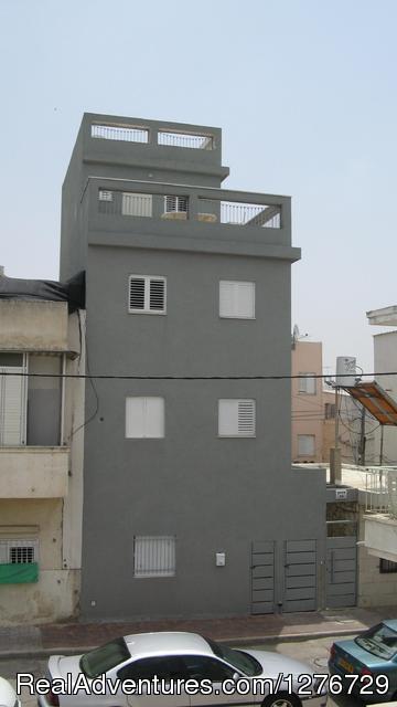 My Israeli Home- outside view (#8 of 8) - My Israeli Home