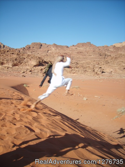 Wadi Rum (#4 of 24) - Jordan Adventure & Cultural Tour 5 Days