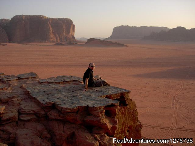 Wadi Rum - Jordan Adventure & Cultural Tour 5 Days