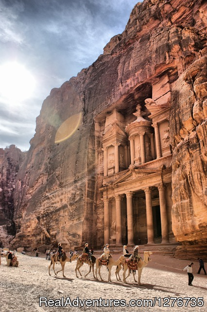 Jordan Adventure & Cultural Tour 5 Days Petra