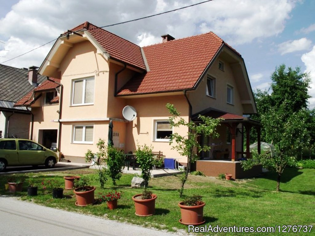 Apartment Valant beautiful and quiet nature Bled, Slovenia Vacation Rentals