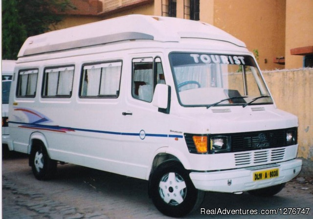 Coach rental india - Rent A Car In India