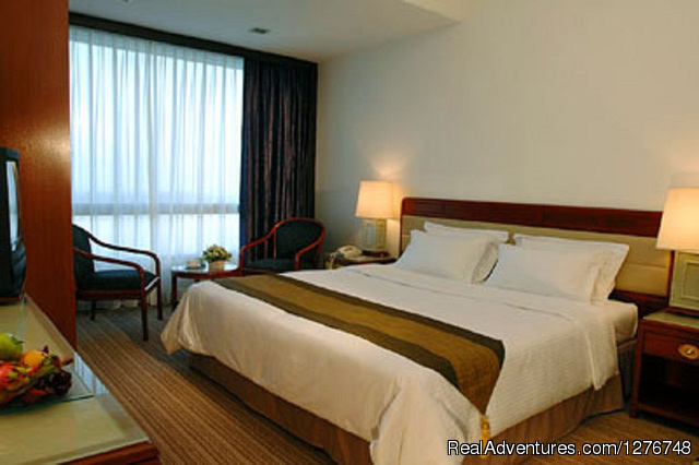 Hanoi Serendipity Hotel - A great hotel in Hanoi: Junior Suite with view