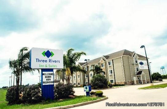 Three Rivers Inn & Suites- Port Arthur
