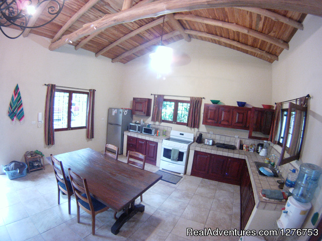 Kitchen - Playa Hermosa/Jaco Private Home w/pool