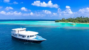Budget Charter Boat for Groups Ari Atoll, Maldives Sailing & Yacht Charters