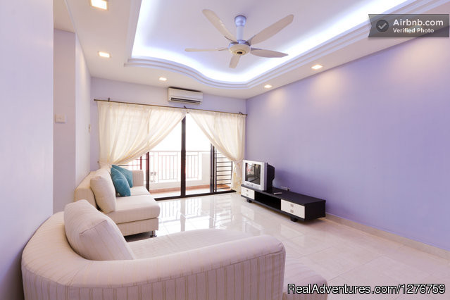Very Clean and Central Fully Furnished Condo Petaling Jaya, Malaysia Vacation Rentals