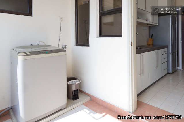 - Very Clean and Central Fully Furnished Condo