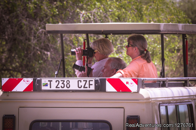 Photographic Safari - 12 Days Kenya and Tanzania Wildlife Safari