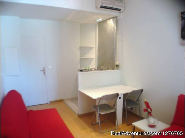 Charming studio in Cannes, Croisette Cannes, France Vacation Rentals