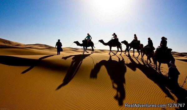 Ligne d'Aventure is a family run business that offers guidance and transport on quite a few numbers of tours and excursions in Morocco.