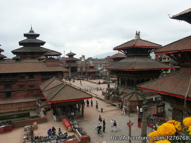 Kathmandu Durbar Square - Friendship Nepal Tours and Travels