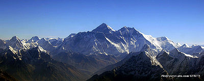 Mt Everest.. - Everest Trek Nepal..
