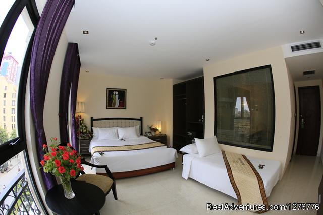 Hotel Room - Bao Ngan Hotel in Hanoi