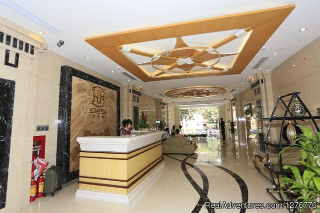 Hotel Lobby - Bao Ngan Hotel in Hanoi