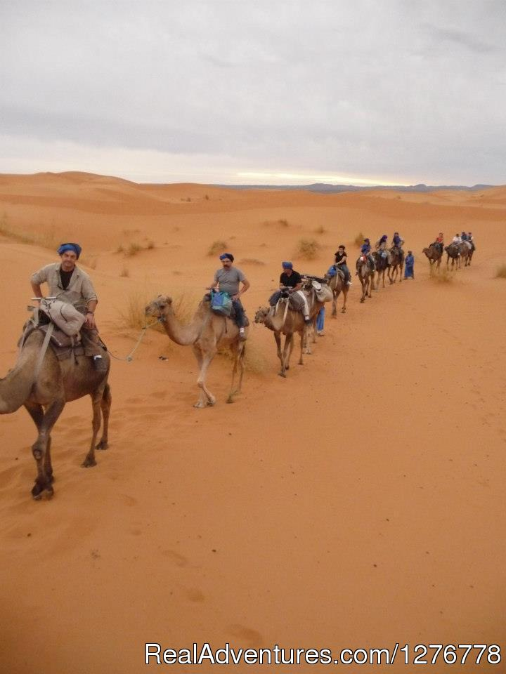 Camel Ride | Image #4/4 | Thrill of morocco tours