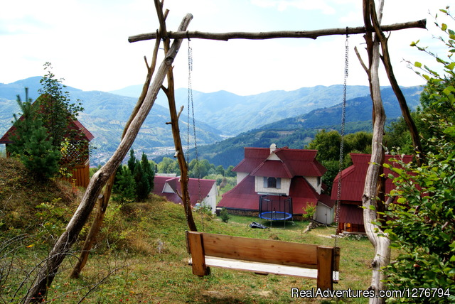 Guest House Rakhiv Plai: