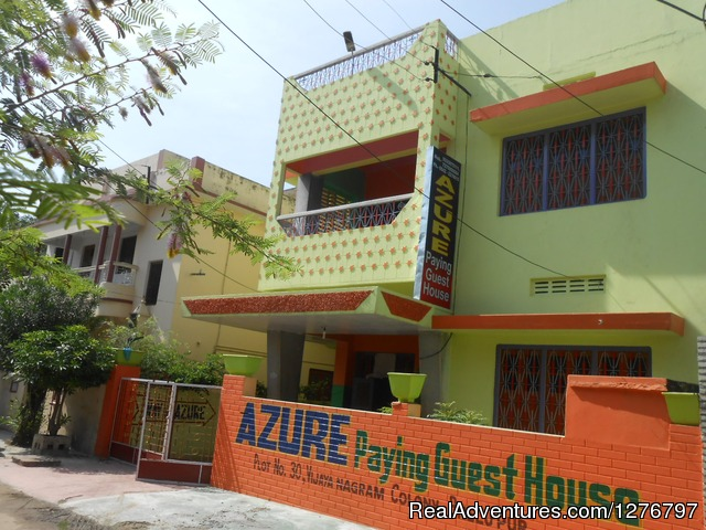 Guest House, Hotel, Hostel, Lodge