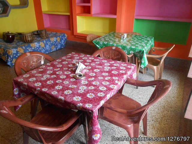 Dinning area - Guest House, Hotel, Hostel, Lodge