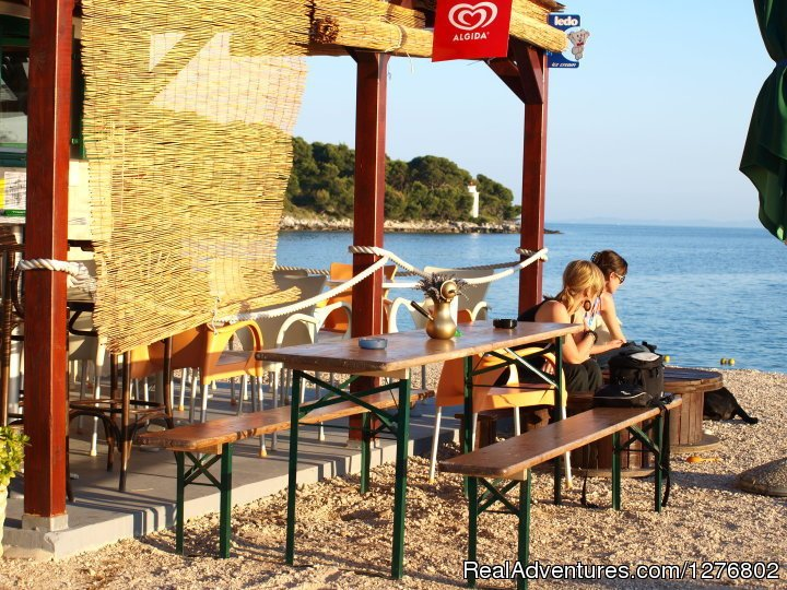 Cafe on the beach | Image #13/25 | House Jasna