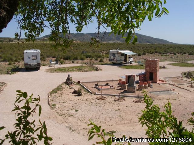 Finca-Caravana Campgrounds & RV Parks Yecla, Spain