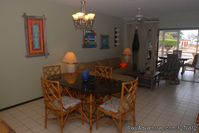 Dining inside - 30% off thru Dec. 31, Spectacular Oceanfront Condo
