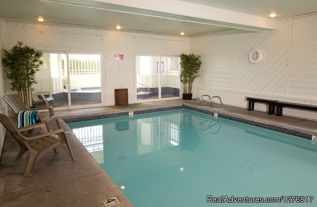 Indoor Pool - The Wayside Inn