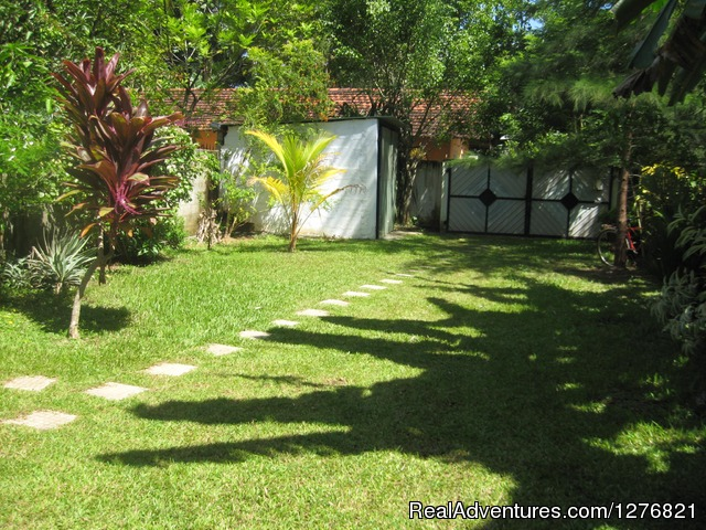 Holiday home sri lanka - Bungalow (House) for rent Beruwala. sri lanka