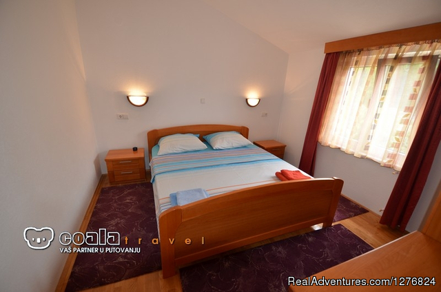 Double bedrooms - Croatia Luxury
