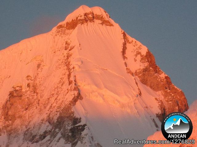 Mountain Huandoy (#2 of 7) - Andean Peaks Trekking & Climbing
