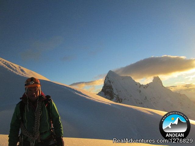 Climbing Mountain Pisco 5752 (#3 of 7) - Andean Peaks Trekking & Climbing