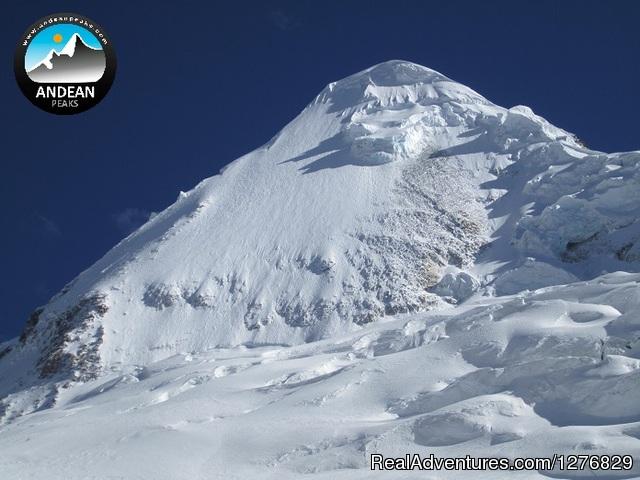 Climbin Mountain Artesonraju 6025m. (#4 of 7) - Andean Peaks Trekking & Climbing