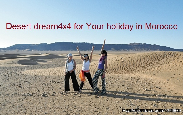 Desert Dream 4x4: Morocco Excursions with Desert Dream 4x4