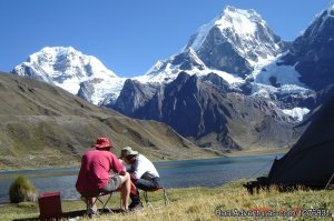 Peru Expeditions - Tour Operator Huaraz, Peru., Peru Hiking & Trekking