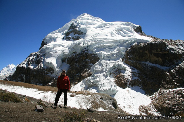 Trekking in Huayhuash, Peru. - Peru Expeditions - Tour Operator