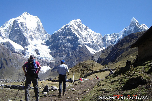 Trekking in Huayhuash, Peru. (#6 of 26) - Peru Expeditions - Tour Operator