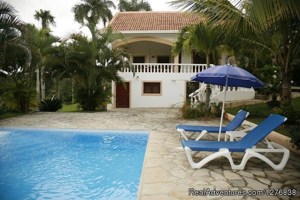 - Private and Secure Villa Bethney in Dominican R.