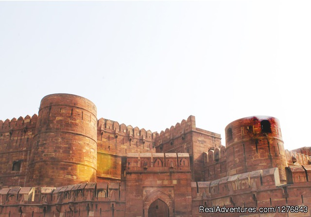 Agra Fort - New Delhi to Agra Taj Mahal Tour by Private Car