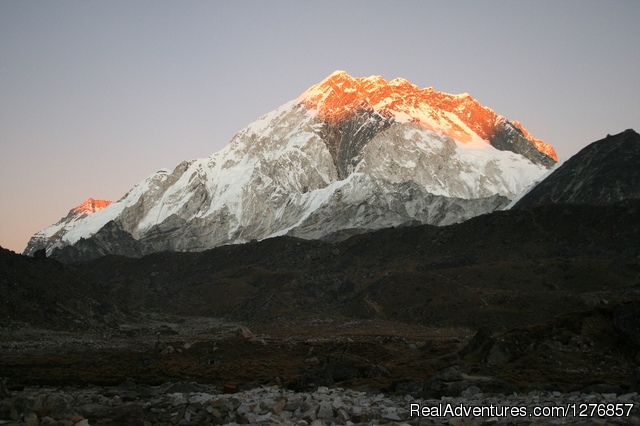 Sunrise over Mt. Everest - Nepal Trekking & Tour Agency