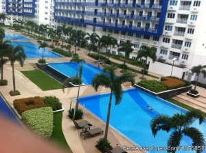 Sea Residences Condominium next to SM Mall of Asia Manila, Philippines Vacation Rentals