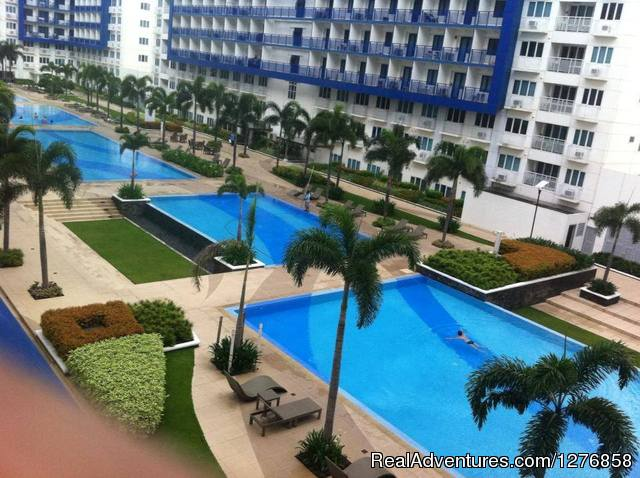 Sea Residences Condominium next to SM Mall of Asia