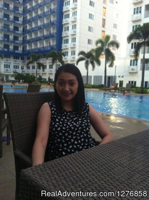 Happy guests - Sea Residences Condominium next to SM Mall of Asia