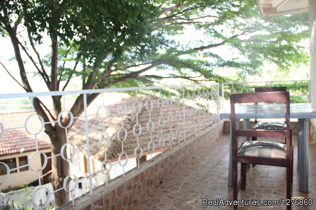Balcony - Vacation Rental Apartment and Hotel. Kisumu,Kenya