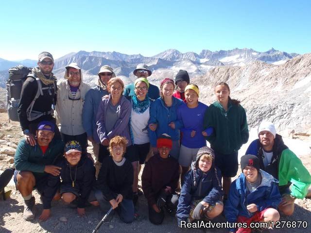 Trans-Sierra Trek to Mt. Whitney